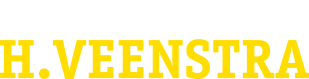 Veenstra woord logo